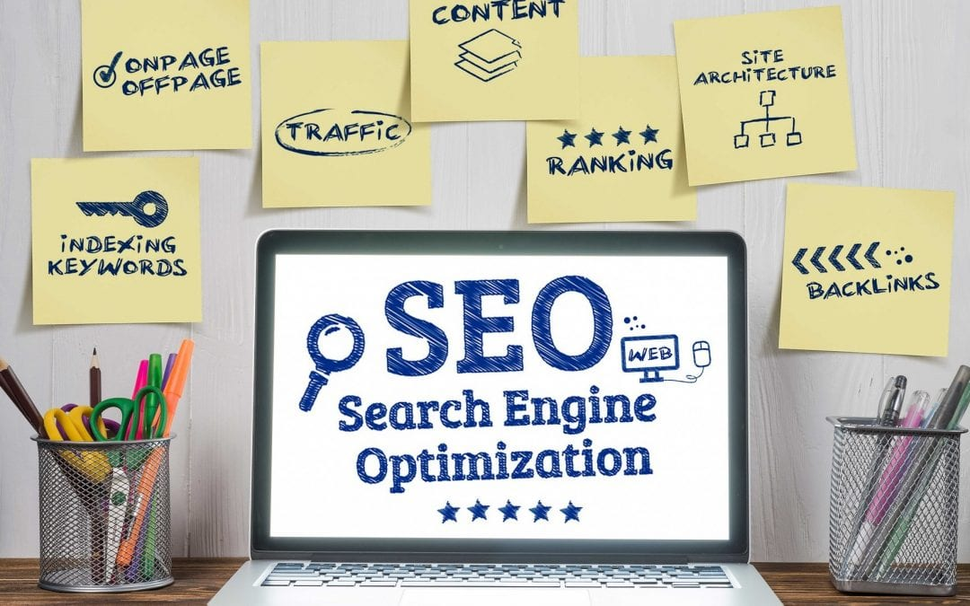 Page 1 of Google with Simple WordPress SEO Strategies